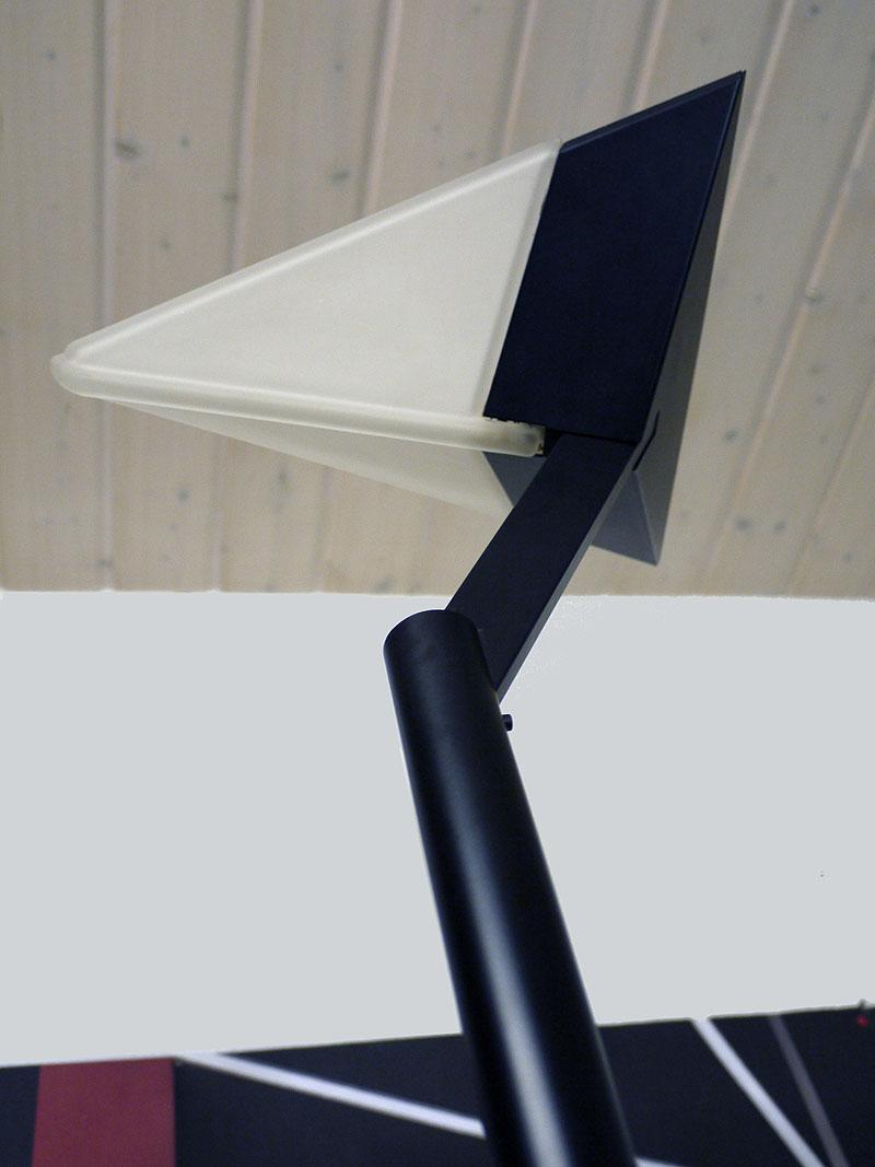 ligne roset deckenfluter stehlampe uplighter floor lamp ebay. Black Bedroom Furniture Sets. Home Design Ideas